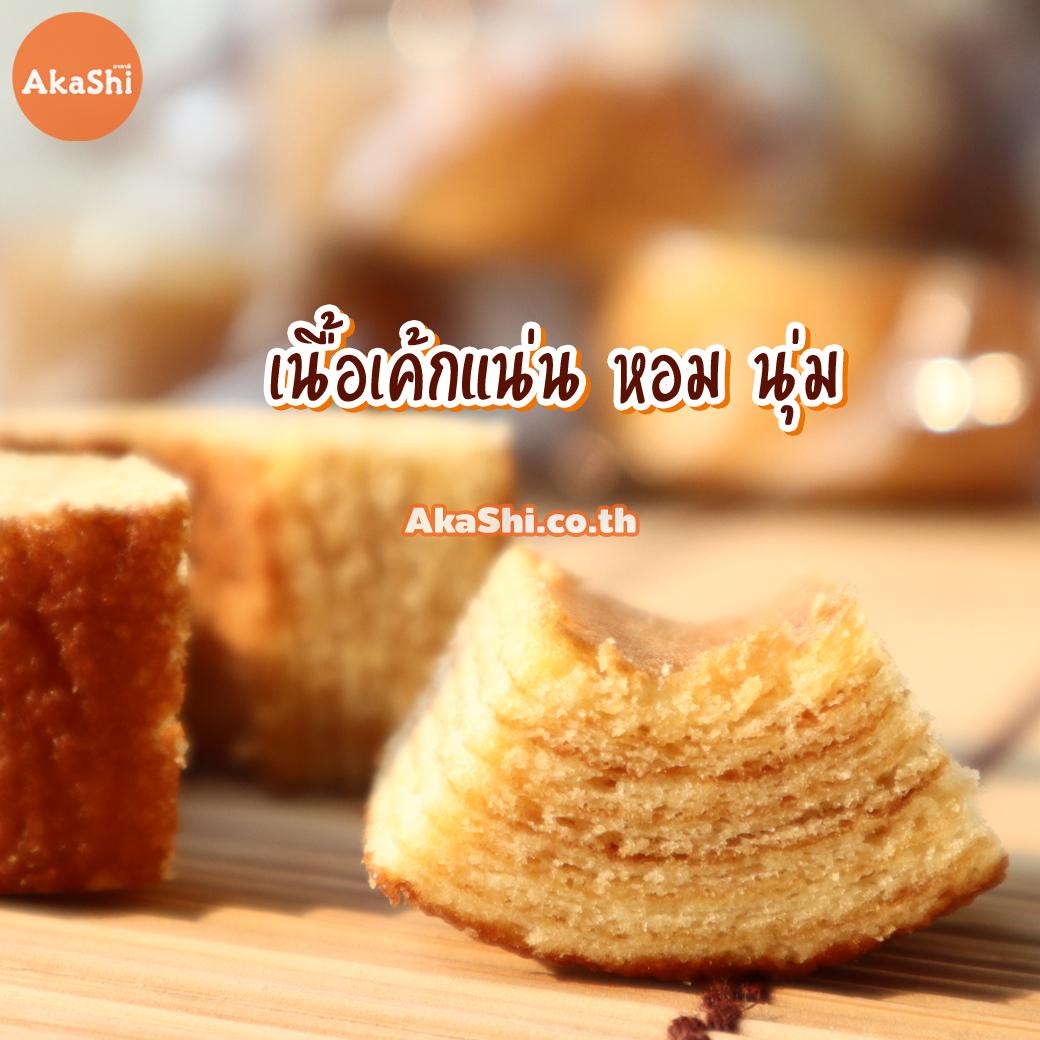 Marukin Baumkuchen - เค้กบามคูเฮน เค้กบัม เค้กขอนไม้ รสชีส